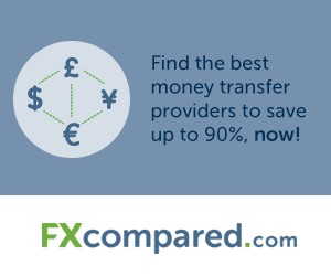 Currency exchange broker